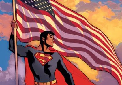 Superman Truth Justice American Way