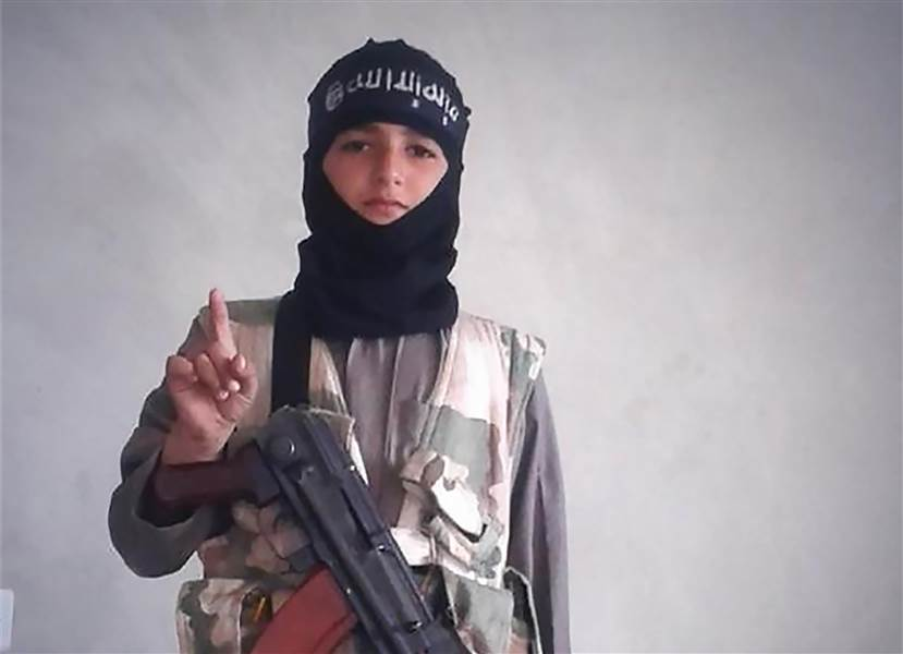 Child of the Islamic State